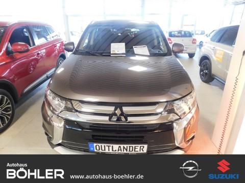 Mitsubishi Outlander 2.2 DI-D Edition 100