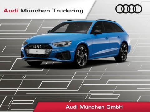 Audi A4 Avant 40 TDI qu S line plus Assistenz