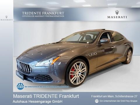 Maserati Quattroporte Beheizb Lenkrad