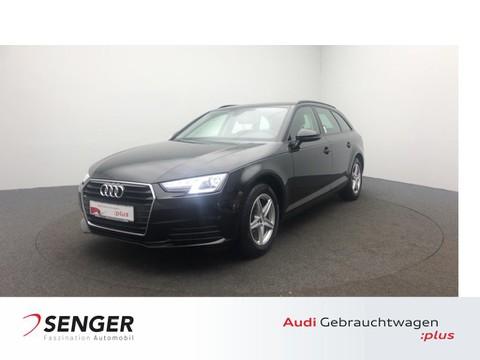 Audi A4 1.4 TFSI Avant Auffahr-Warnsystem