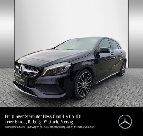 Mercedes-Benz A 200 d PEAK AMG