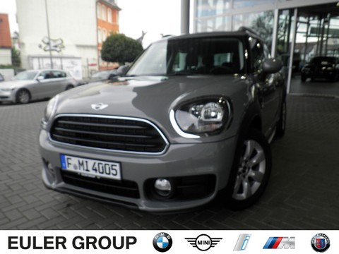 MINI One D Countryman Beheizb Frontsch Multif Lenkrad