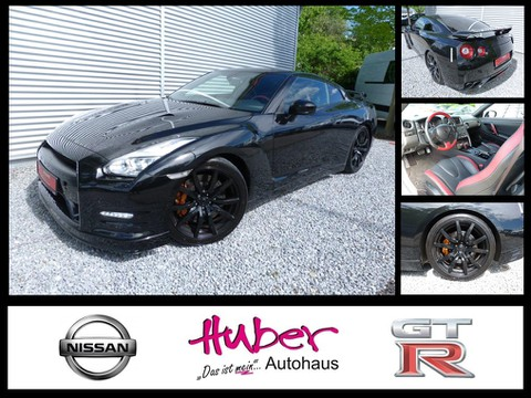 Nissan GT-R Black Edition 549PS