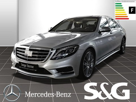 Mercedes S 600 lang AMG Line Plus Park-Paket