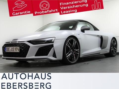 Audi R8 Spyder V10 performance quattro Laser