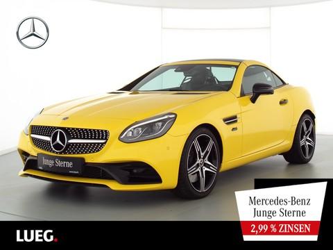 Mercedes-Benz SLC 300 AMG COM Mem