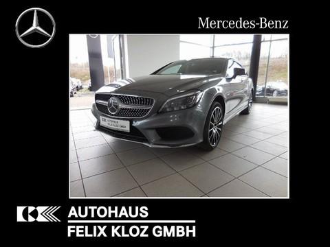 Mercedes-Benz CLS 350 d SB AMG Beam Airmat °
