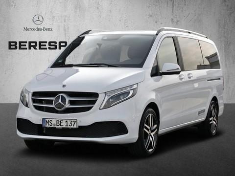 Mercedes-Benz V 300 Lang Spur-Paket