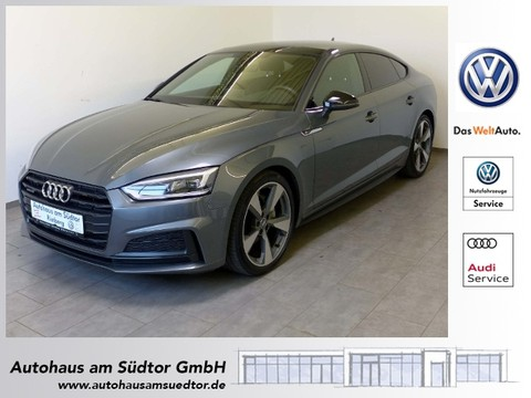 Audi A5 3.0 TDI quattro Sportback S-line |