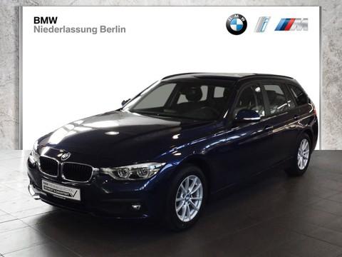 BMW 318 d EU6d Deutlich reduziert