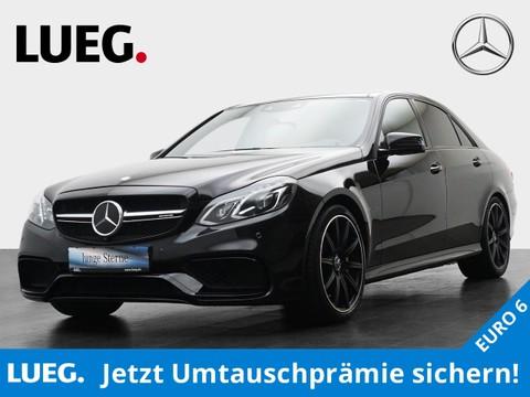Mercedes E 63 AMG S Avantgarde