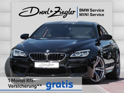 BMW M6 Coupe SCA M-Sitze Alu20