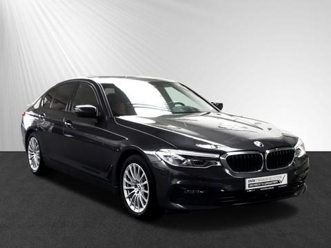 BMW 540 i xDrive SportLine Komforts GSD