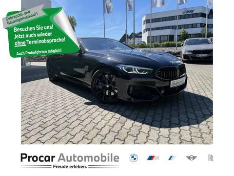 BMW 840 d xDrive Cabrio MSport Laser B&W
