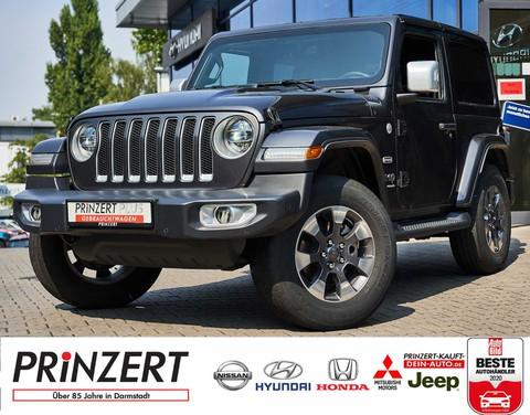 Jeep Wrangler 2.0 T-GDI Sahara