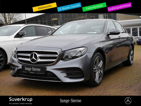 Mercedes-Benz E 200 AMG Line °