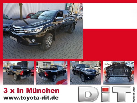 Toyota Hilux 2.4 l DC D Executive