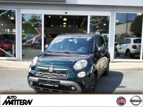 "Fiat 500L City Cross 7"" Display"