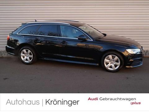 Audi A6 3.0 TDI quattro Avant phone box HomeLink