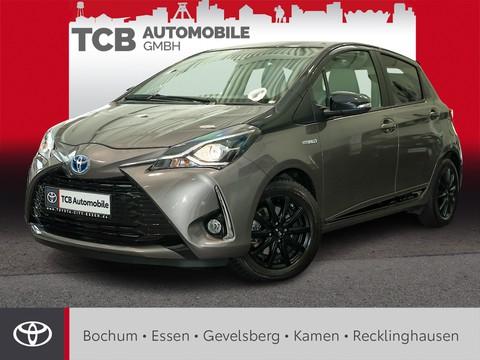 Toyota Yaris Hybrid Style Selection
