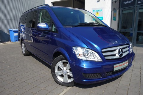 Mercedes Viano 3.0 Trend Edition lang 2xsT