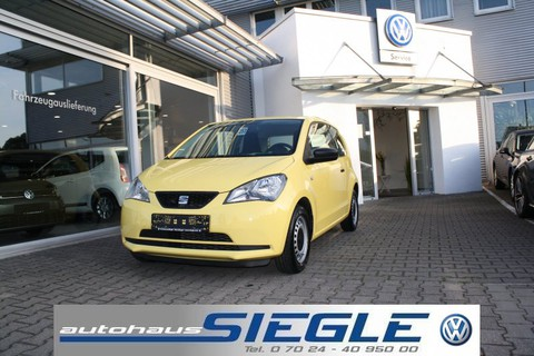 Seat Mii 1.0 Reference 4You