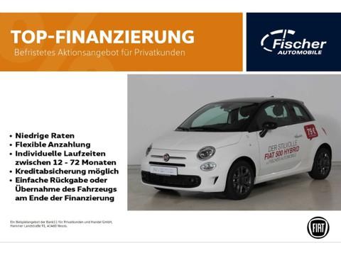 Fiat 500 1.0 GSE Hybrid Hey Google