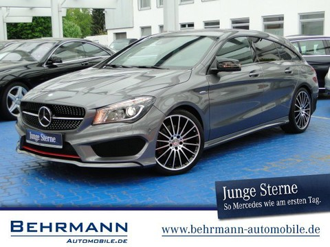 Mercedes CLA 250 Sport AMG Night-Paket
