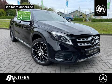 Mercedes-Benz GLA 200 d PEAK AMG Peak °