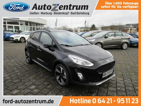 Ford Fiesta 1.0 EcoBoost Hybrid Active