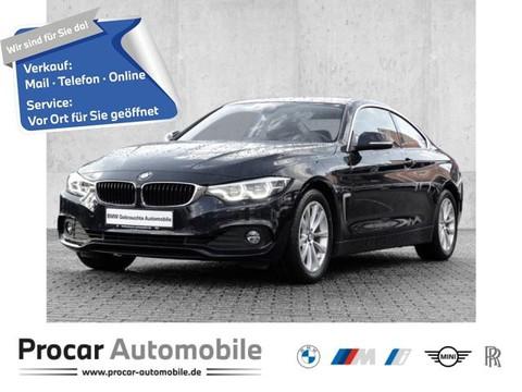 BMW 420 i Coupe Advantage Innovationsp Prof