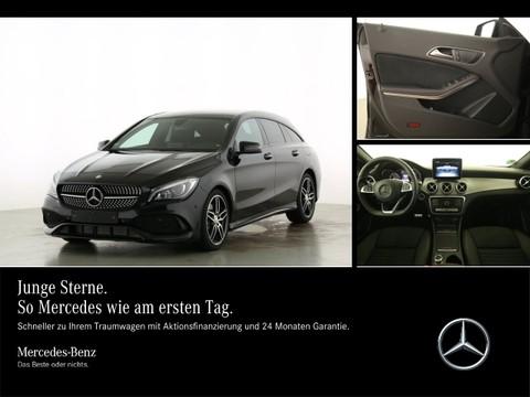 Mercedes CLA 220 SB d AMG Nightp PanoDach