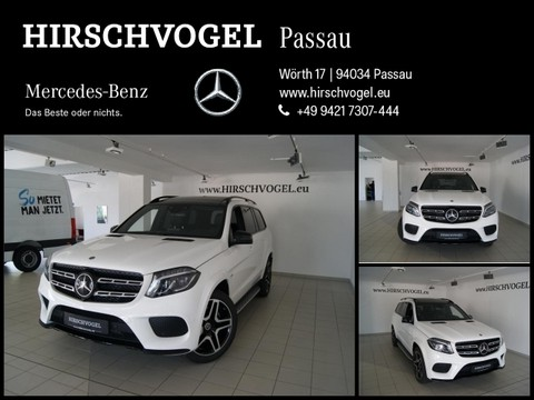 Mercedes-Benz GLS 350 d Grand Edition Ext AMG-Line Night