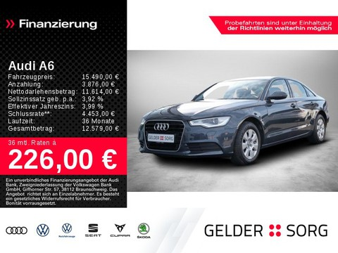 Audi A6 2.0 TDI EPH