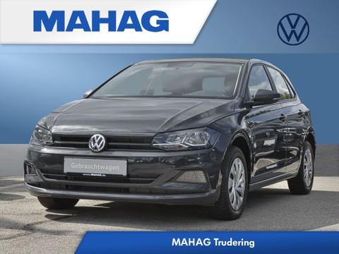 Volkswagen Polo 1.6 TDI Trendline Multifunktionsanzeige