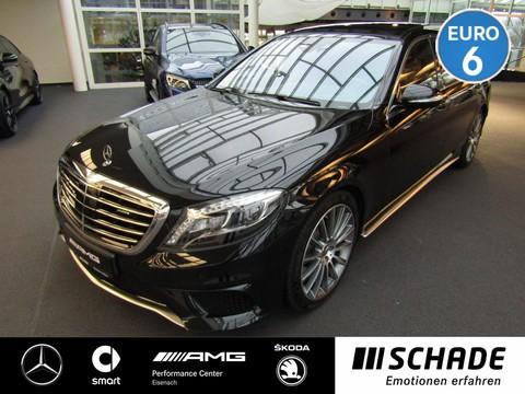 Mercedes S63 lang Exklusiv & Chauffeur-Paket