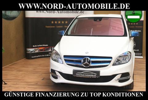 Mercedes B Electric Drive Range Plus LM18