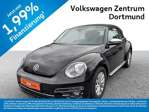 Volkswagen Beetle 2.0 TDI Cabrio DESIGN