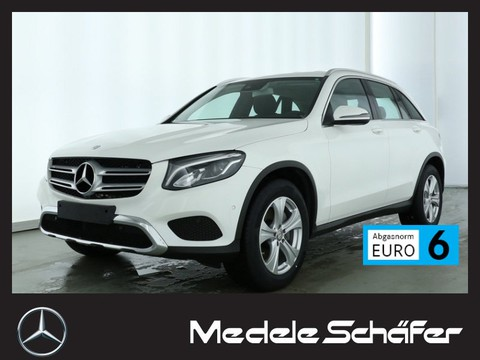 Mercedes GLC 220 d Exclusive Park