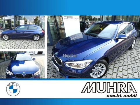 BMW 118 5.3 iA UPE300 Automatik Durchlade