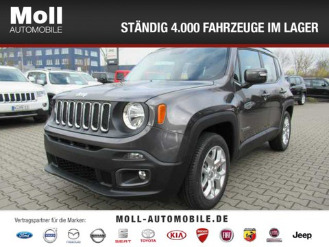 Jeep Renegade 1.6 E-torQ Longitude 17