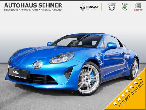 Renault Alpine A110 undefined