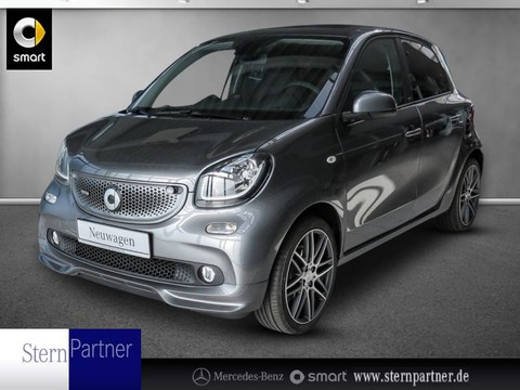 smart ForFour BRABUS ###