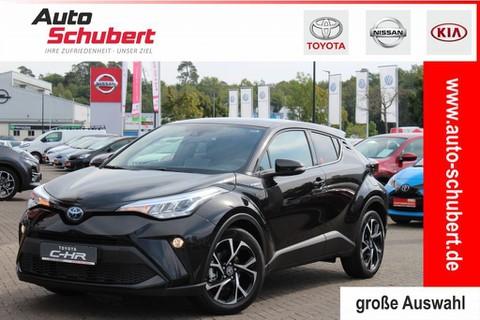 Toyota C-HR 2.0 Hybrid Team Deutschland SMART-KEY