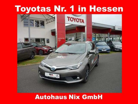 Toyota Auris Touring Sports Hybrid Automatik Edition-S Plus SAFETY SENSE LKA