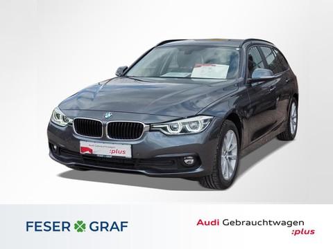 BMW 318 d Advantage Steptr