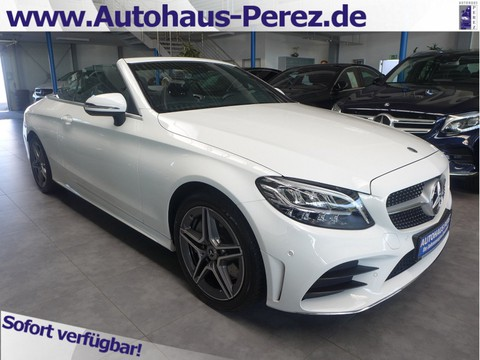 Mercedes-Benz C 300 Cabrio AMG --