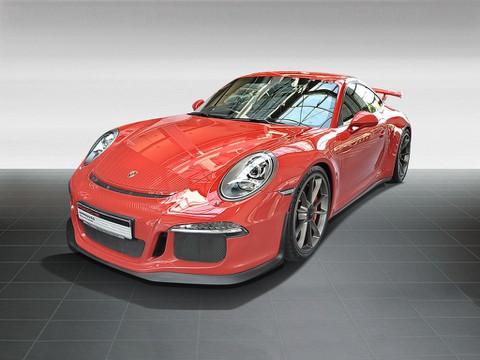 Porsche 911 GT3 Clubsportpaket