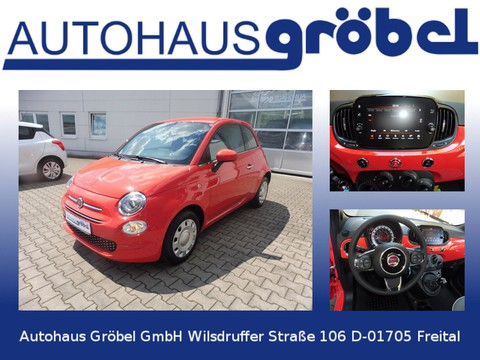 Fiat 500 1.2 8V Lounge Touch
