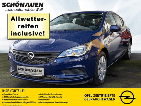 Opel Astra 1.0 T SELECTION MOBILES